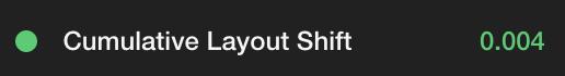 Cumulative Layout Shift Bureau